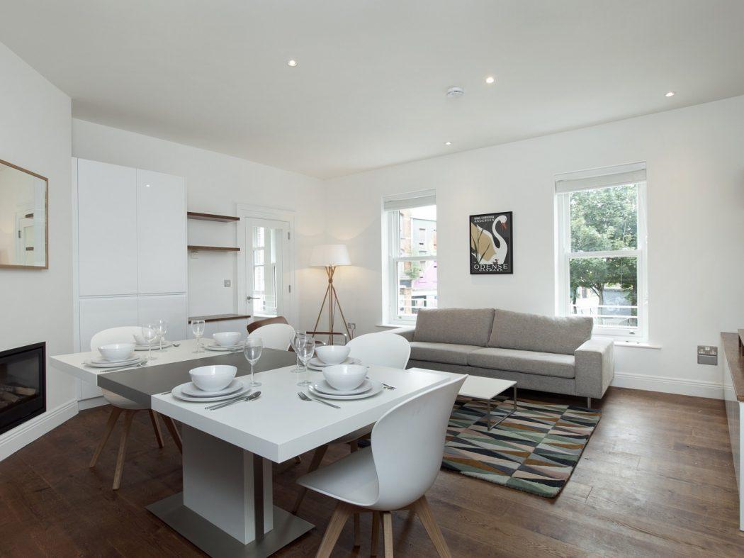 20 Redmond Hill - Living Dining