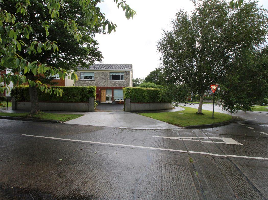 2a Ashfield across the road