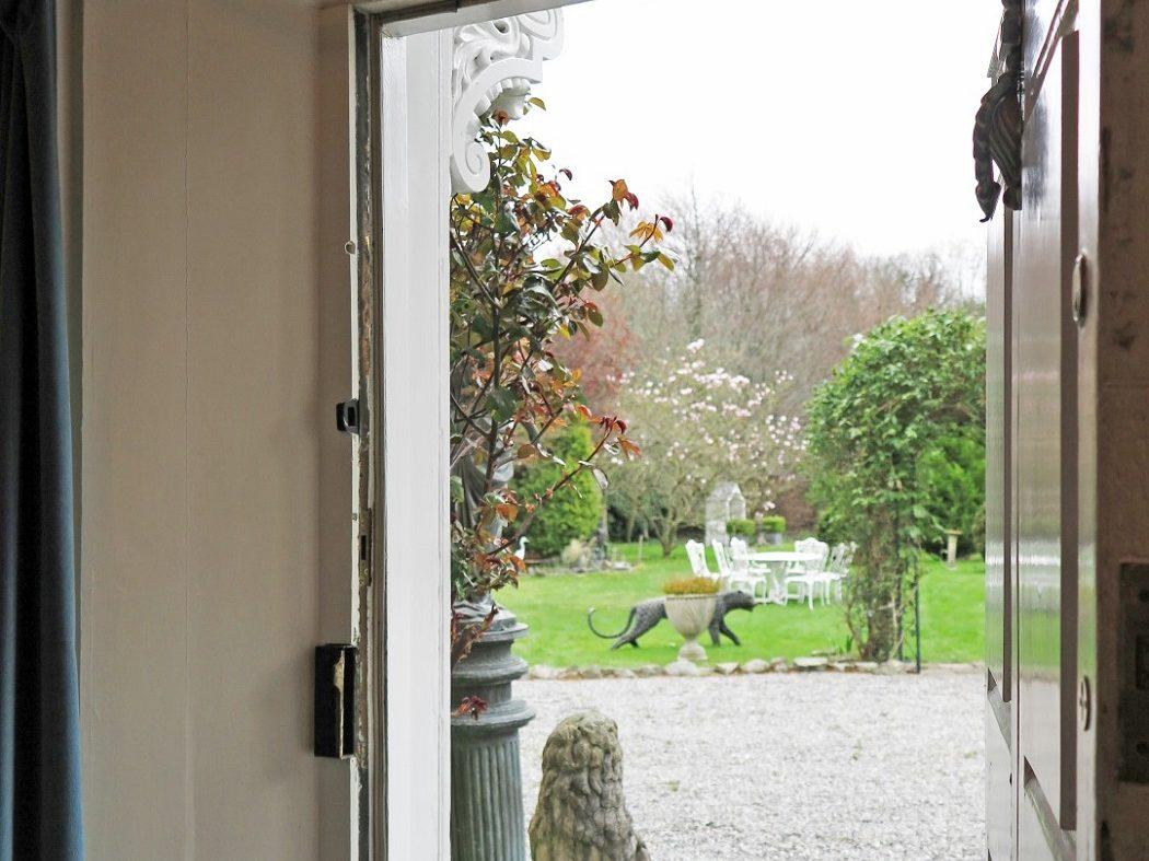 38 front door looking out