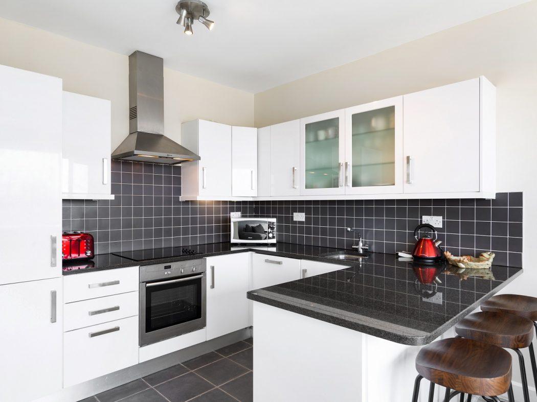 508 Shelbourne Plaza - Kitchen