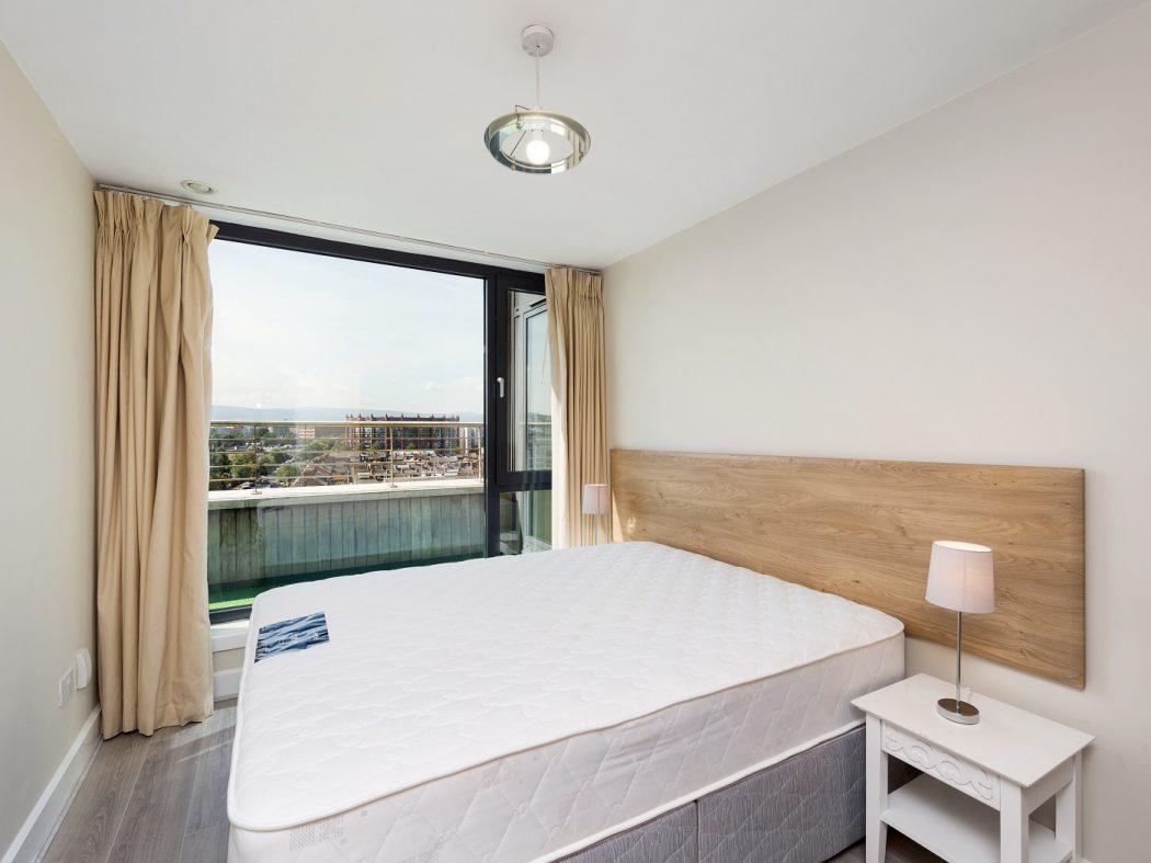 508 Shelbourne Plaza - Master bedroom