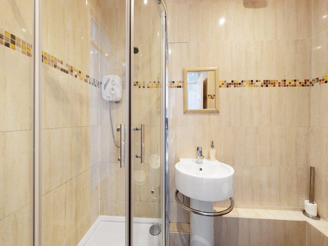 61 Bachelors Walk Apartments - bathroom