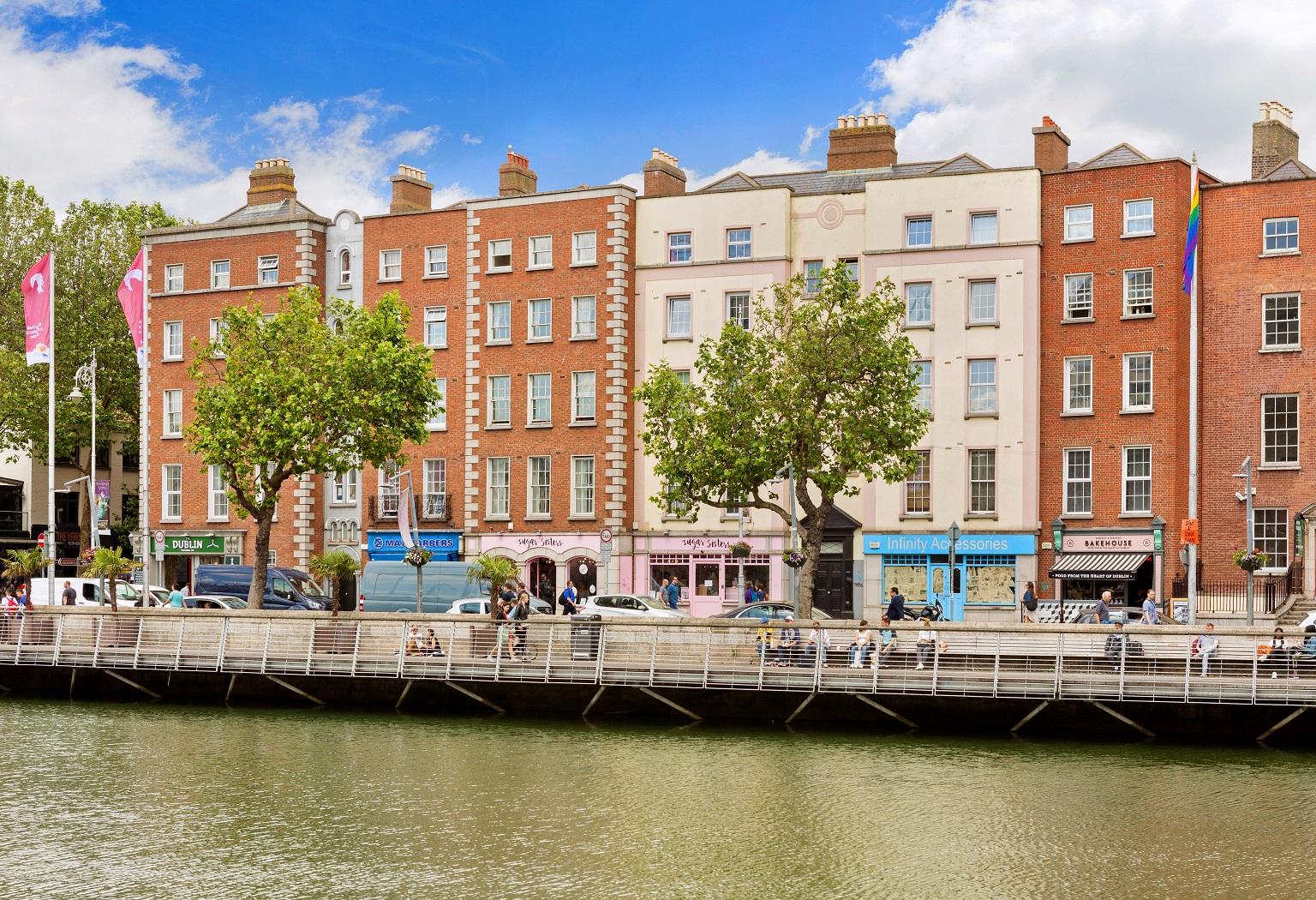 71 Bachelors Walk Apartments, Dublin 1.