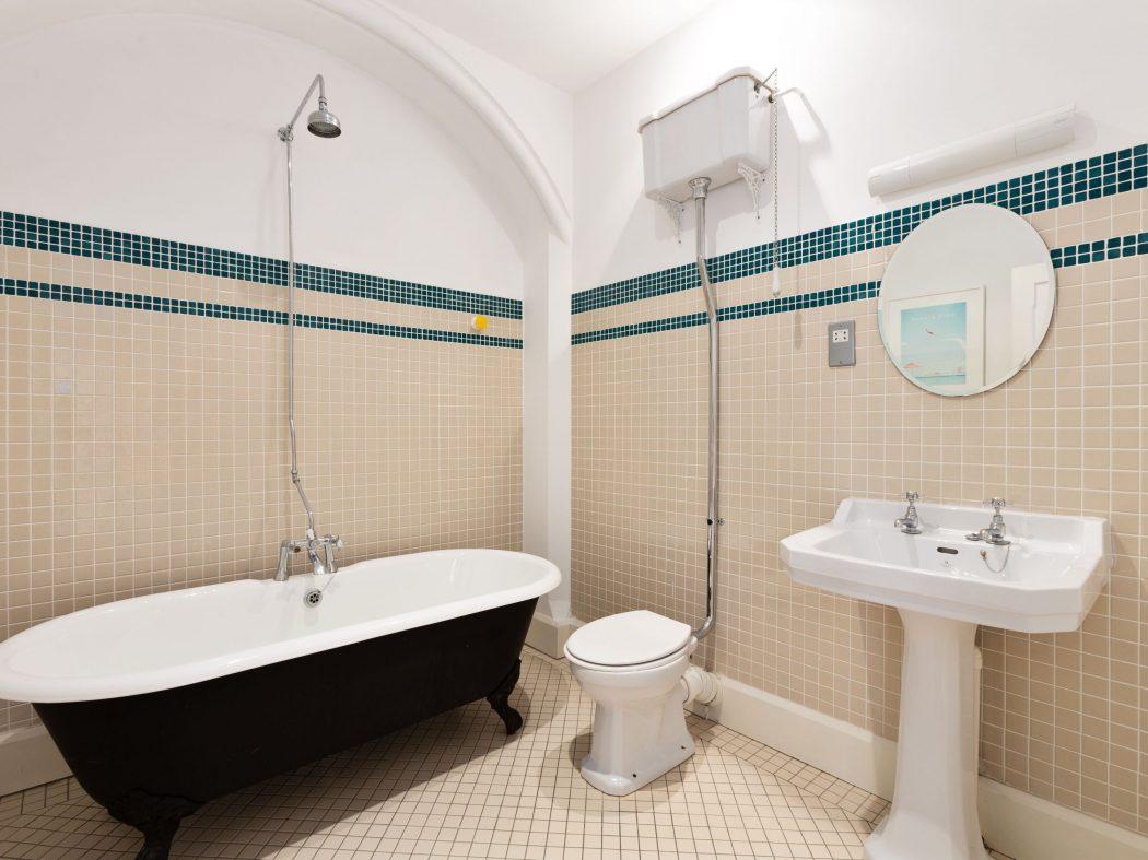 12 Convent Hall - Bathroom