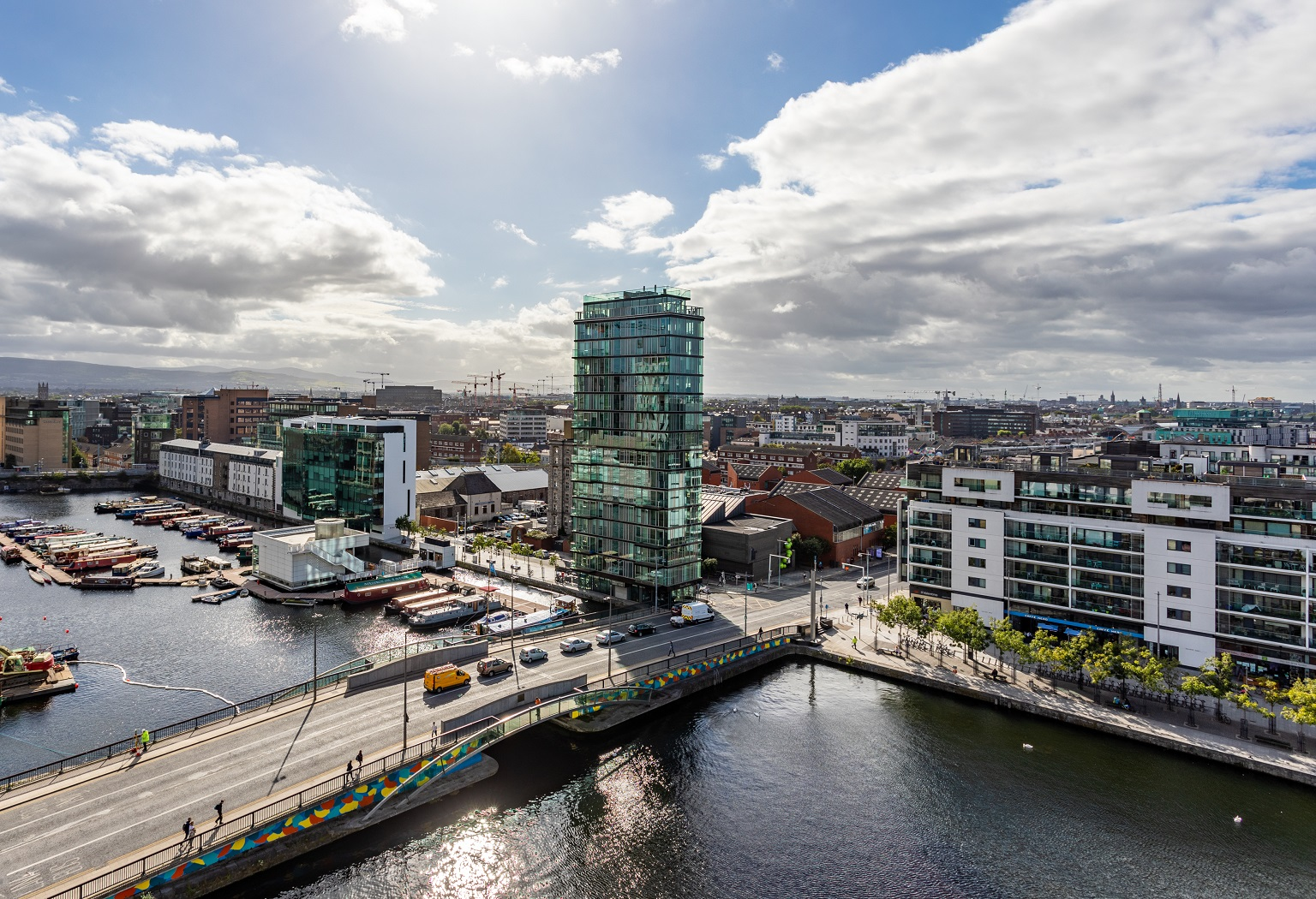 71 Millennium Tower, Grand Canal Dock, Dublin 4.
