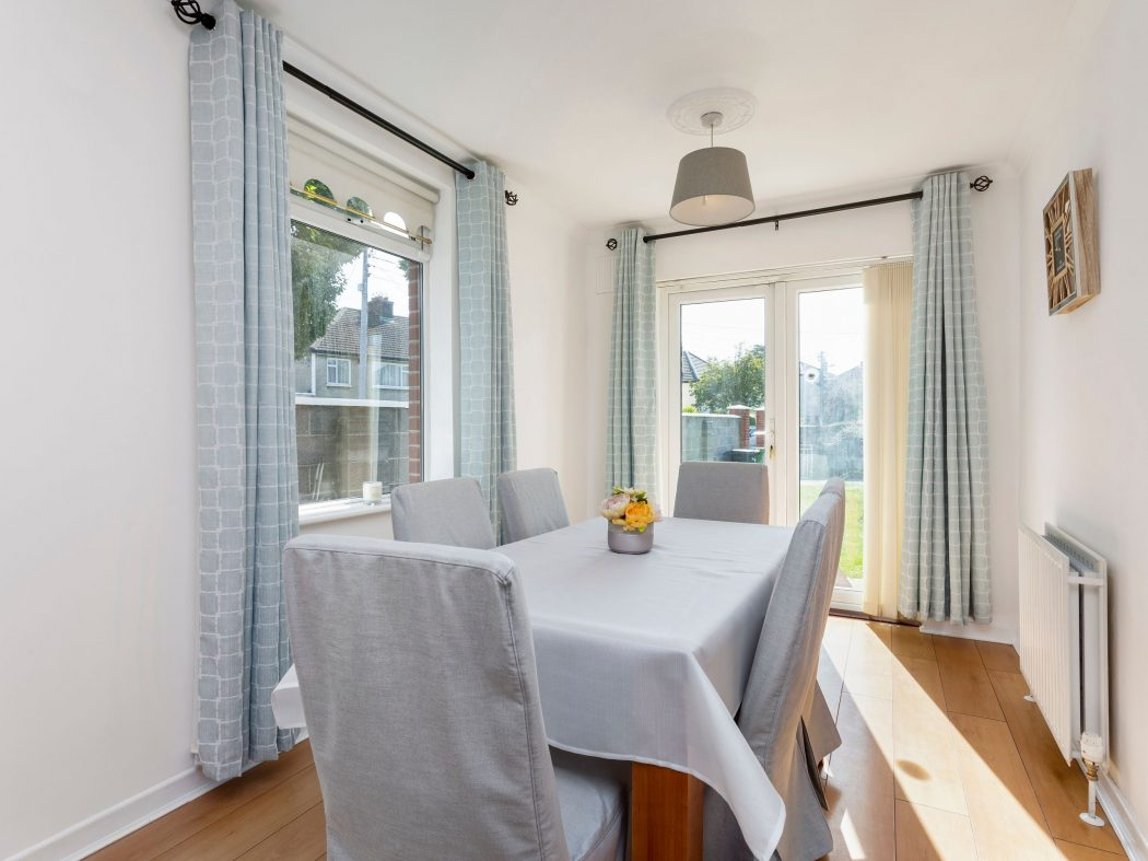 7B Drummartin Road - Dining room