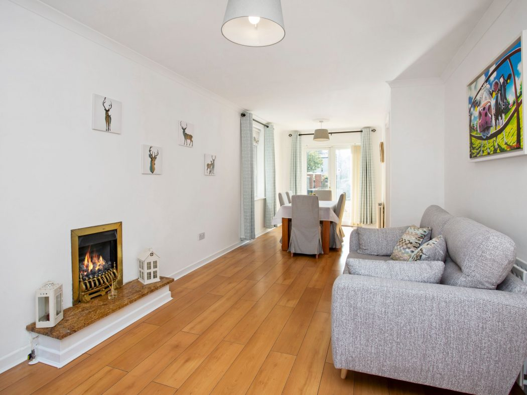 7B Drummartin Road - Living room 3