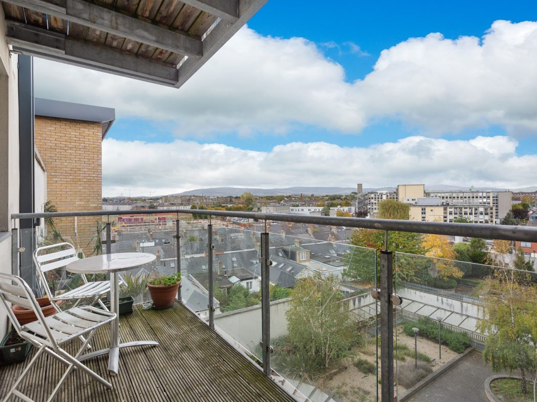 20B Cameron Court - Balcony