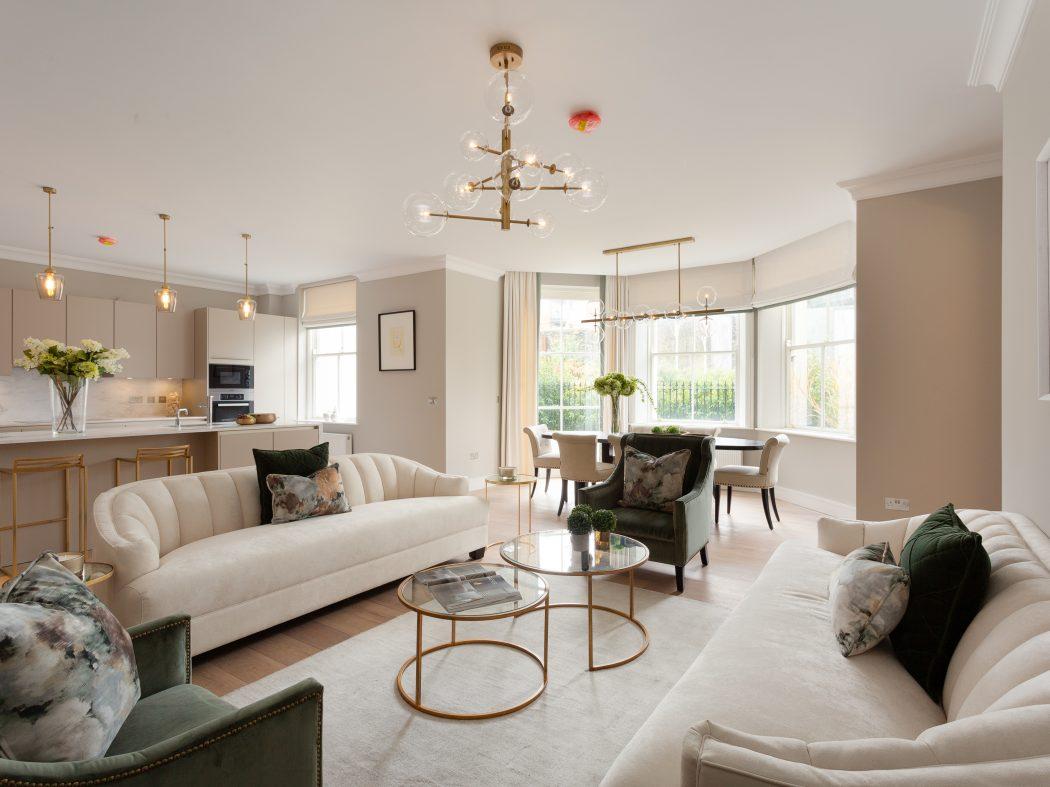 2 Westfield - Living room 3