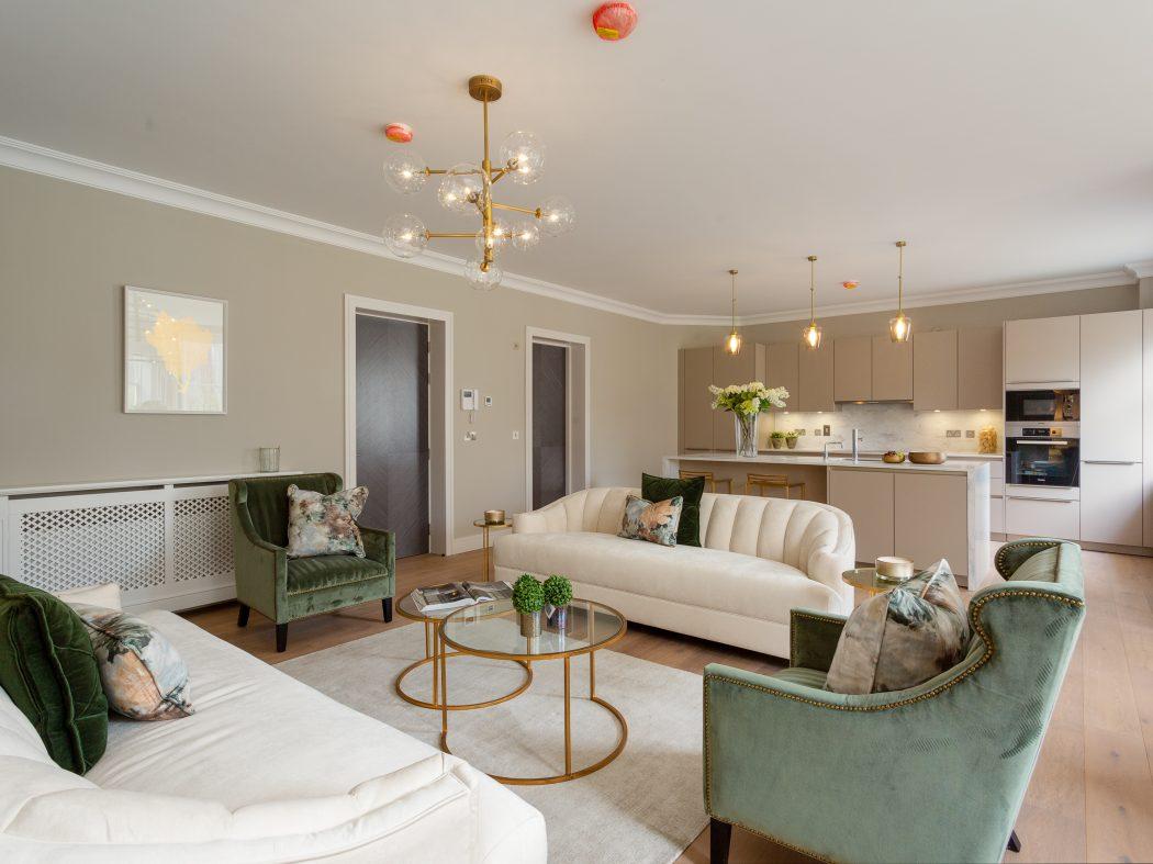 2 Westfield - Living room2