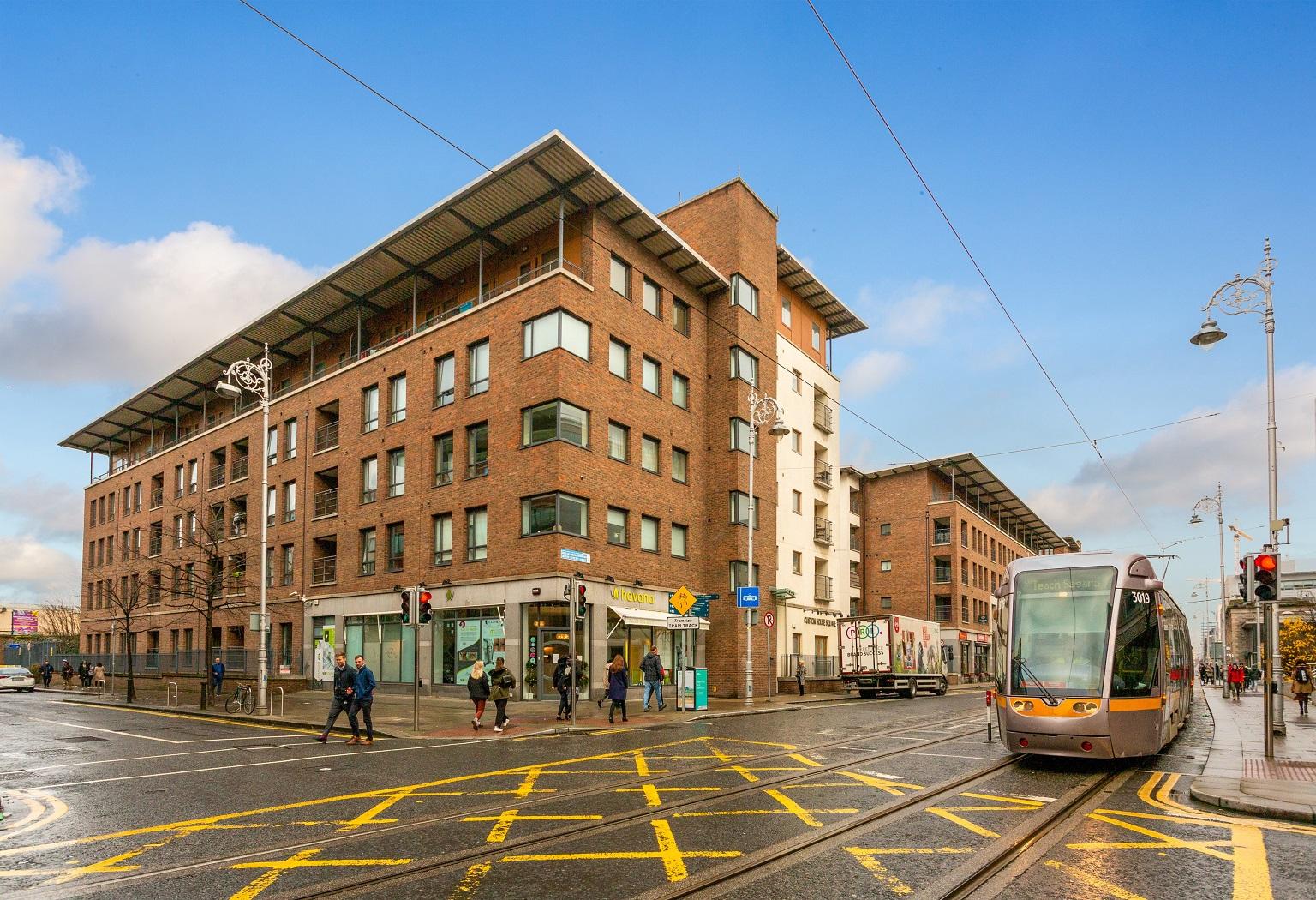 147 Shannon House, Custom House Square, IFSC, Dublin 1.