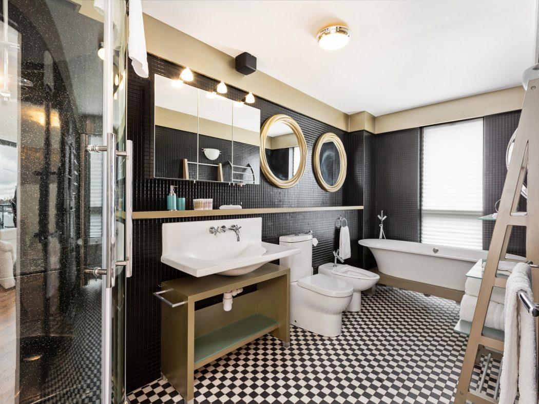 33 Millennium Tower - Bathroom