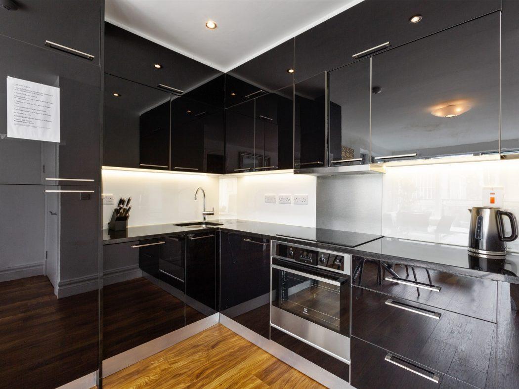 33 Millennium Tower - Kitchen
