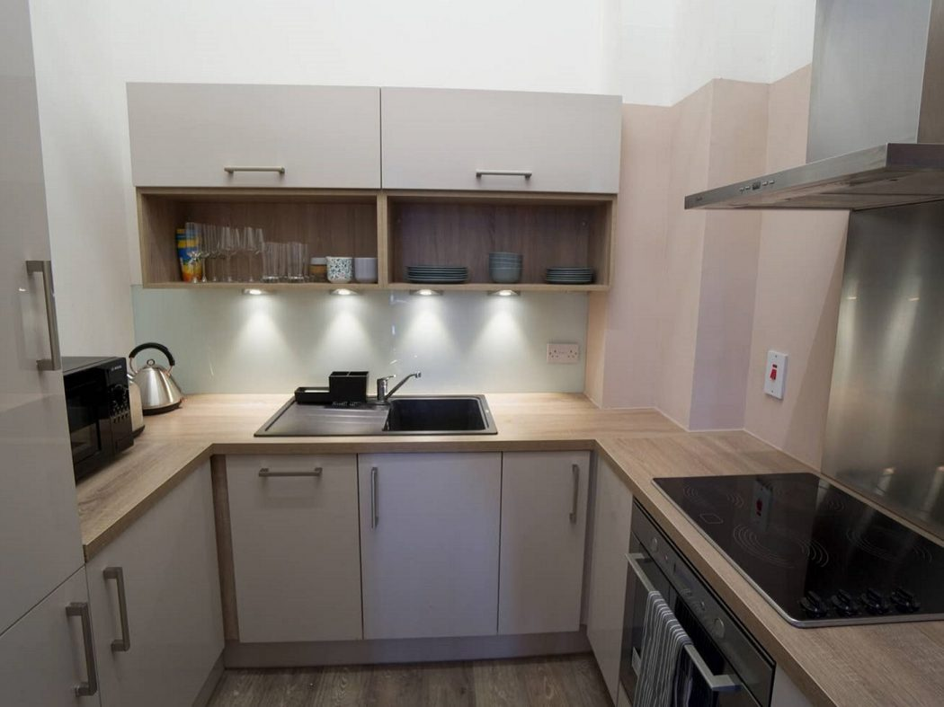55 Northumberland Road Kitchen