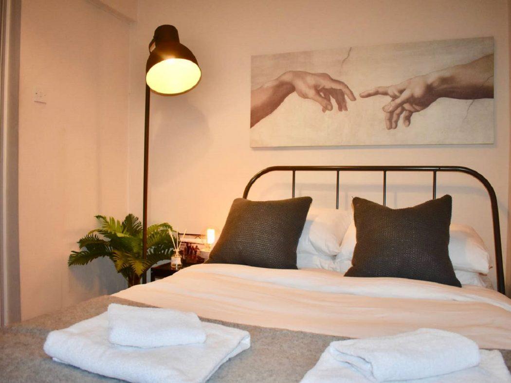 55 Northumberland Road bedroom 1