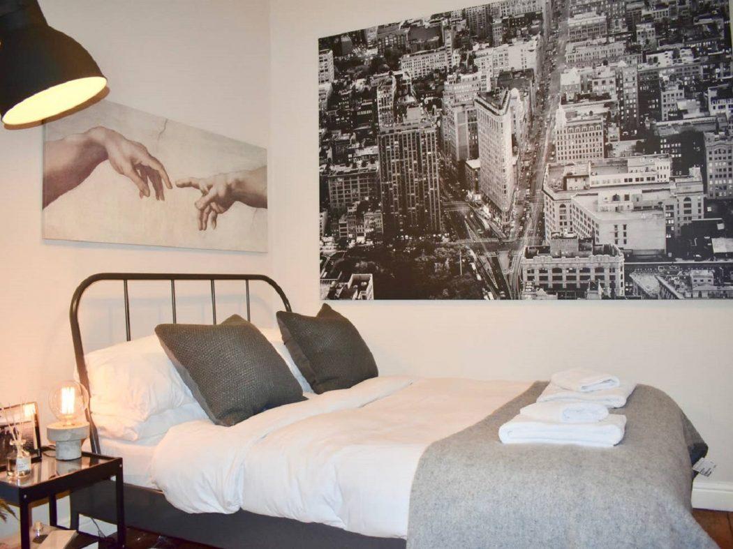 55 Northumberland Road bedroom 2