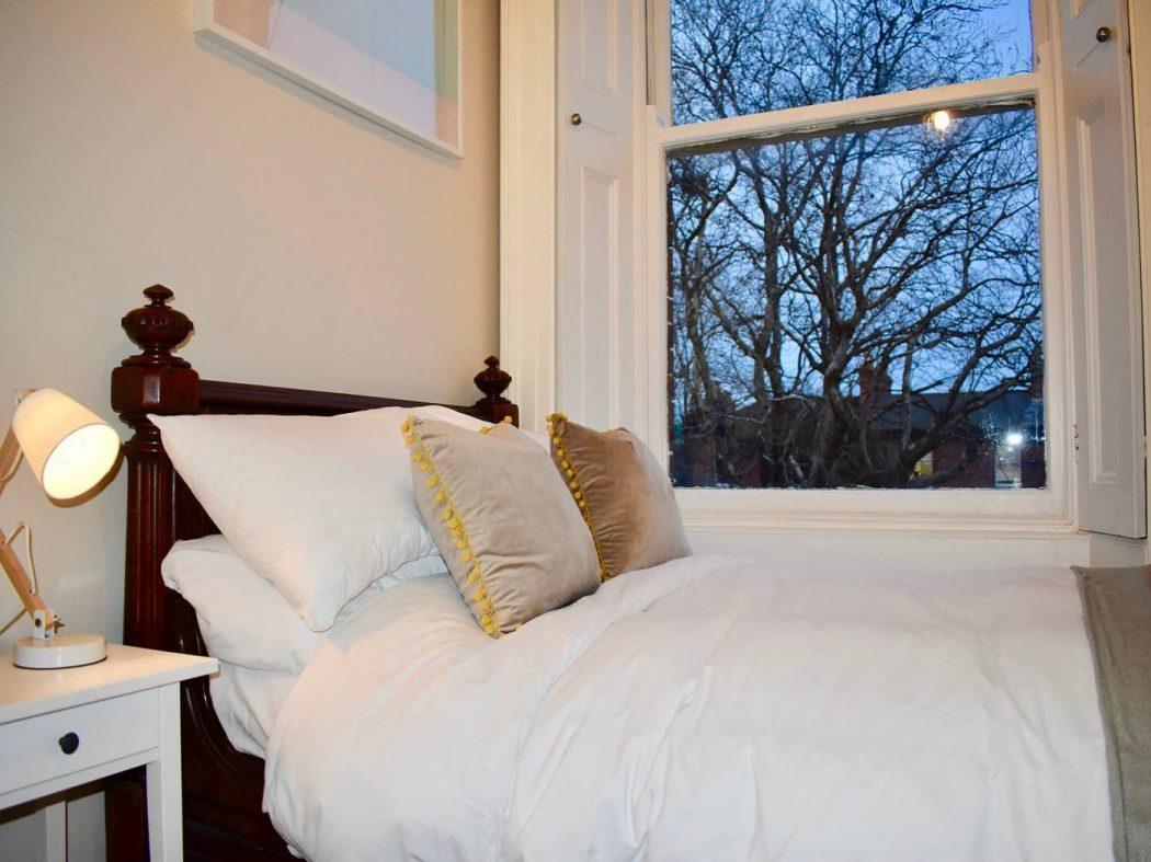 55 Northumberland Road bedroom 2..