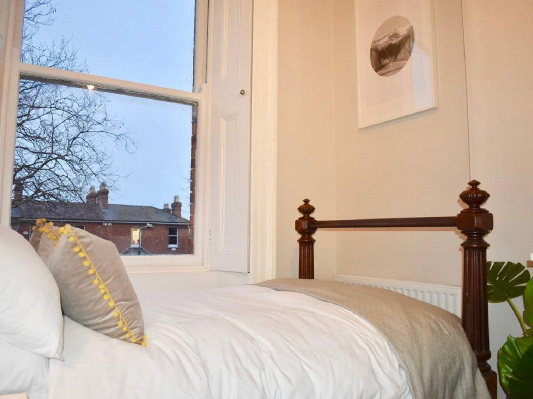 55 Northumberland Road bedroom 3