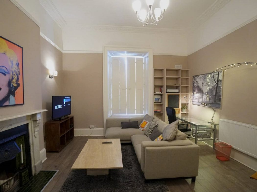 55 Northumberland Road lounge 2
