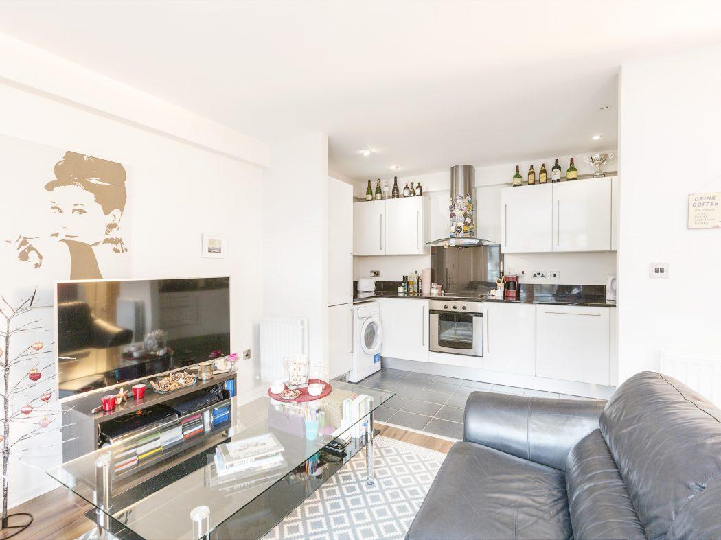 living room _ kitchen