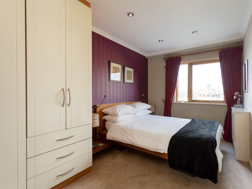 48 the clayton-bedroom