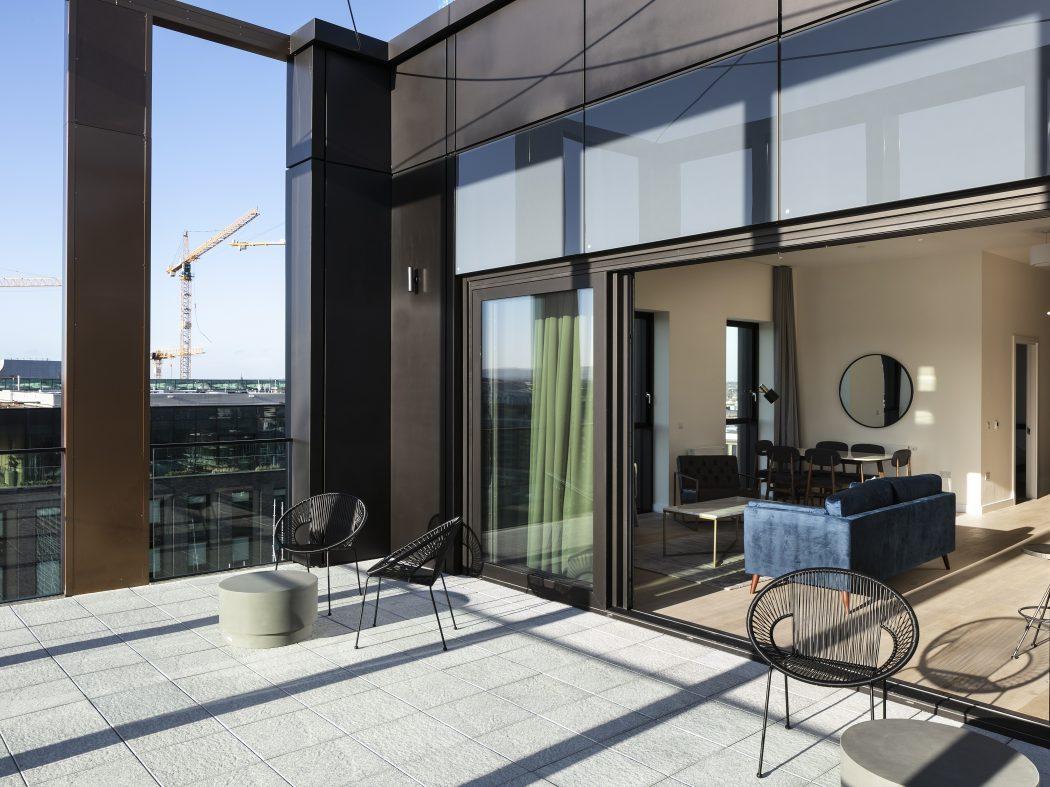 Quayside Quarter - Balcony 2