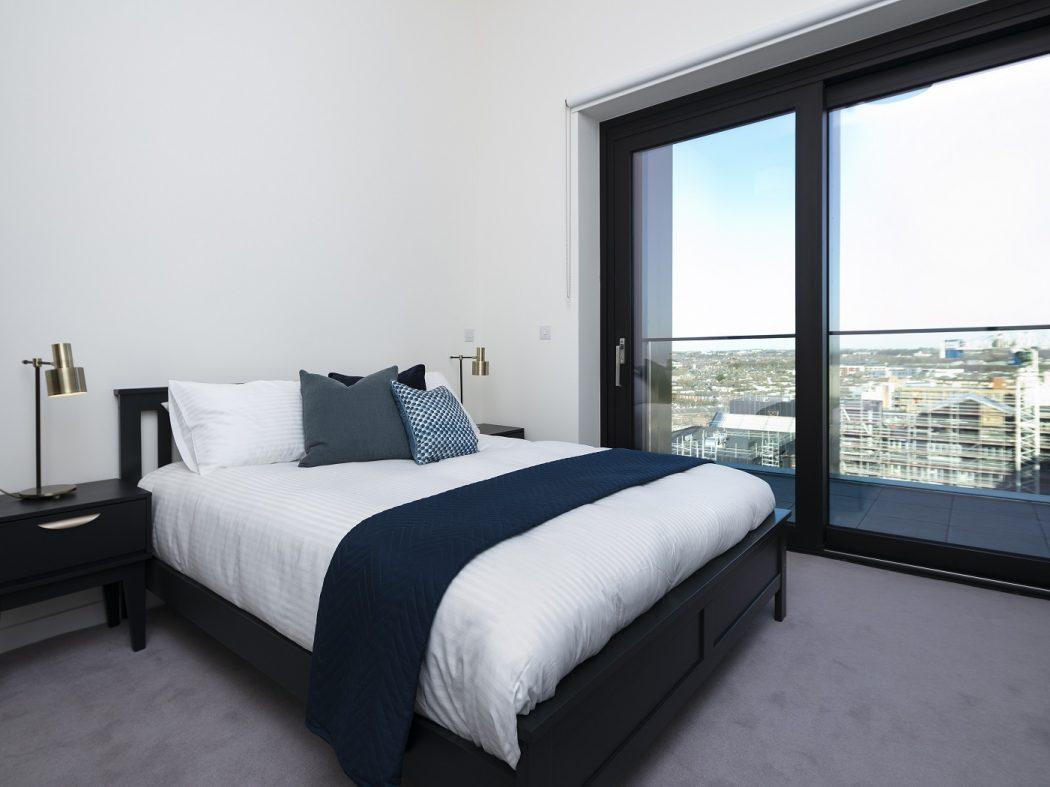 Quayside Quarter - Bedroom