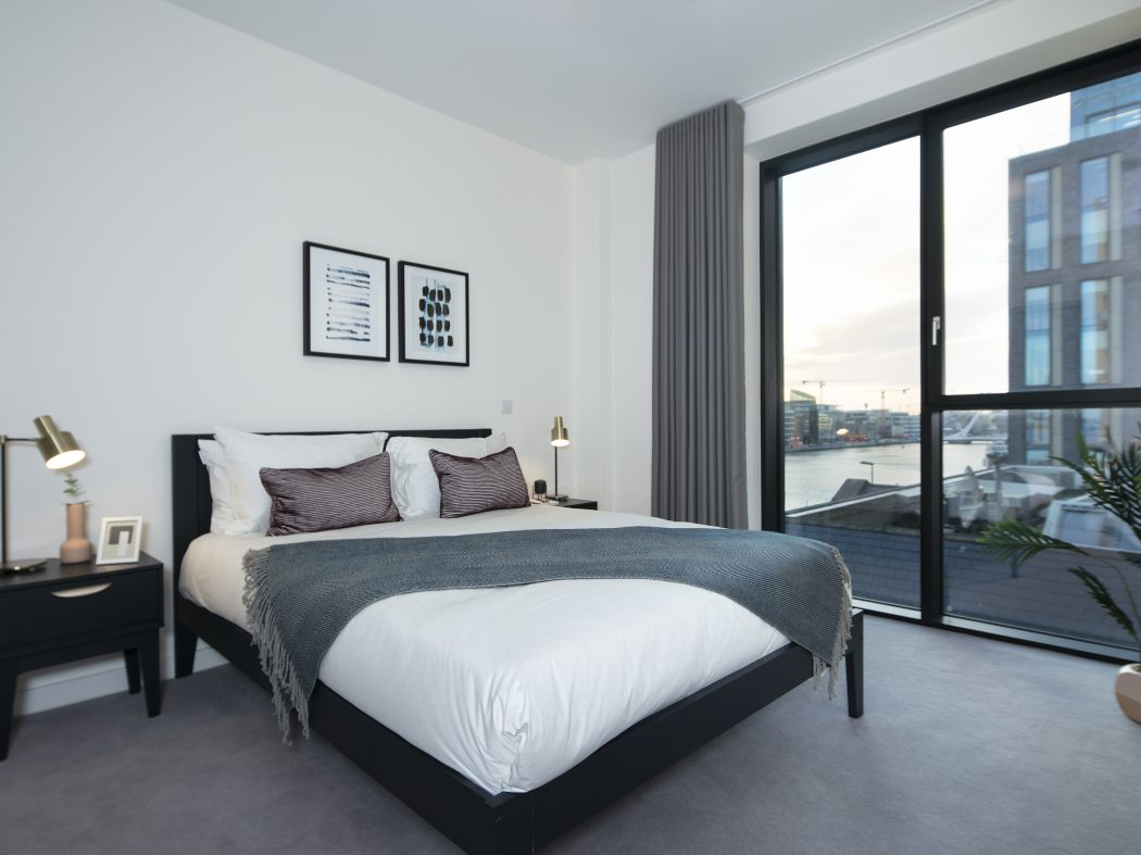 Quayside Quarter - Bedroom 3