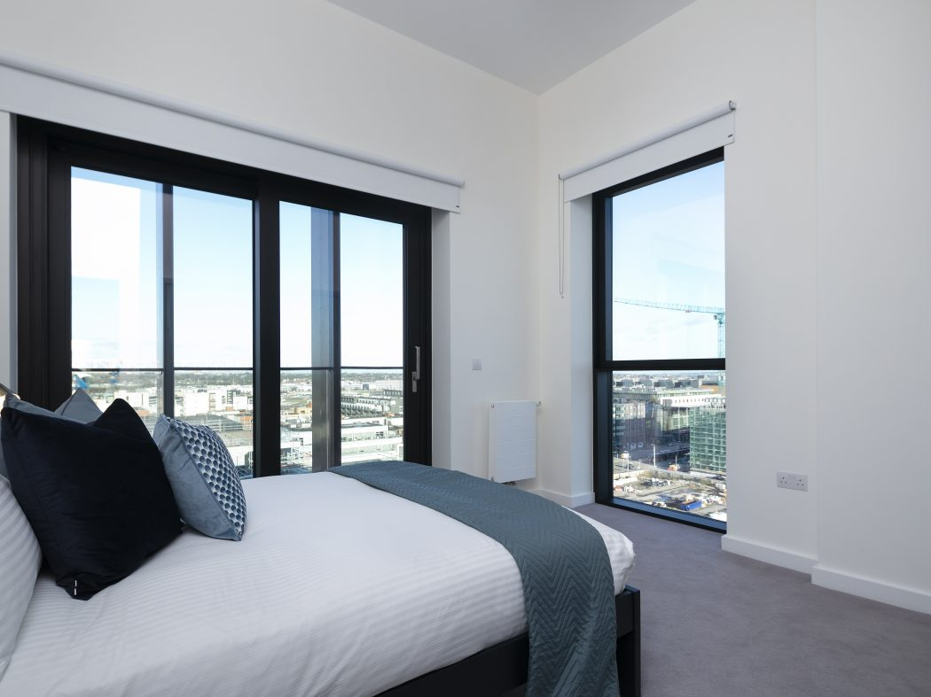 Quayside Quarter - Bedroom 4