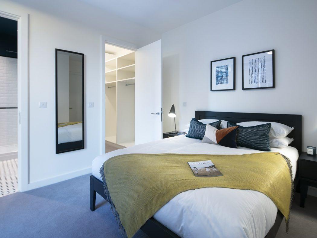 Quayside Quarter - Bedroom-Bathroom