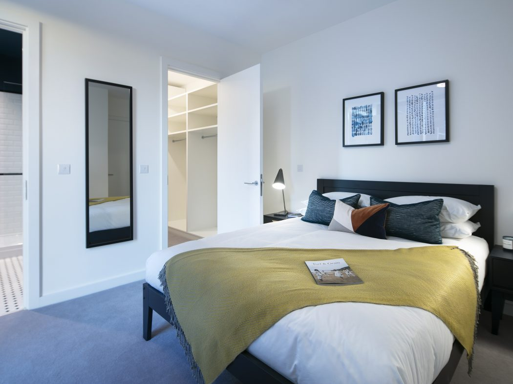 Quayside Quarter - Bedroom-Bathroom
