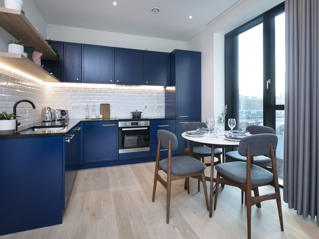 Quayside Quarter - Kitchen