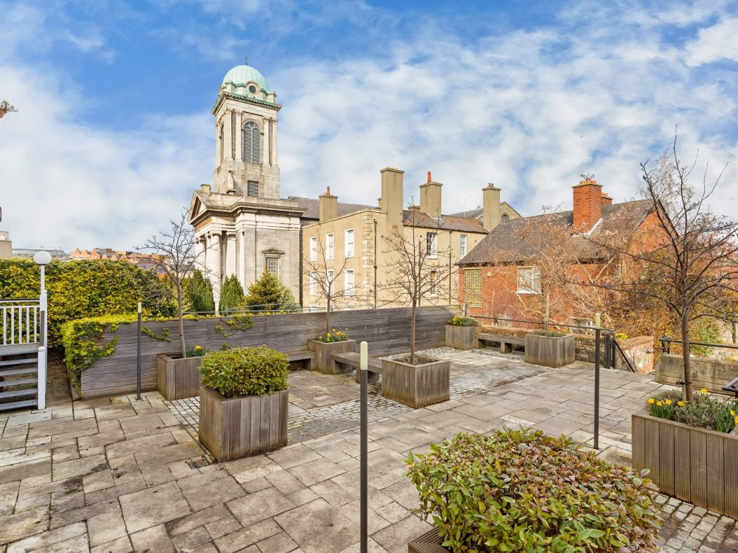 31 Hanover Court - Rear garden