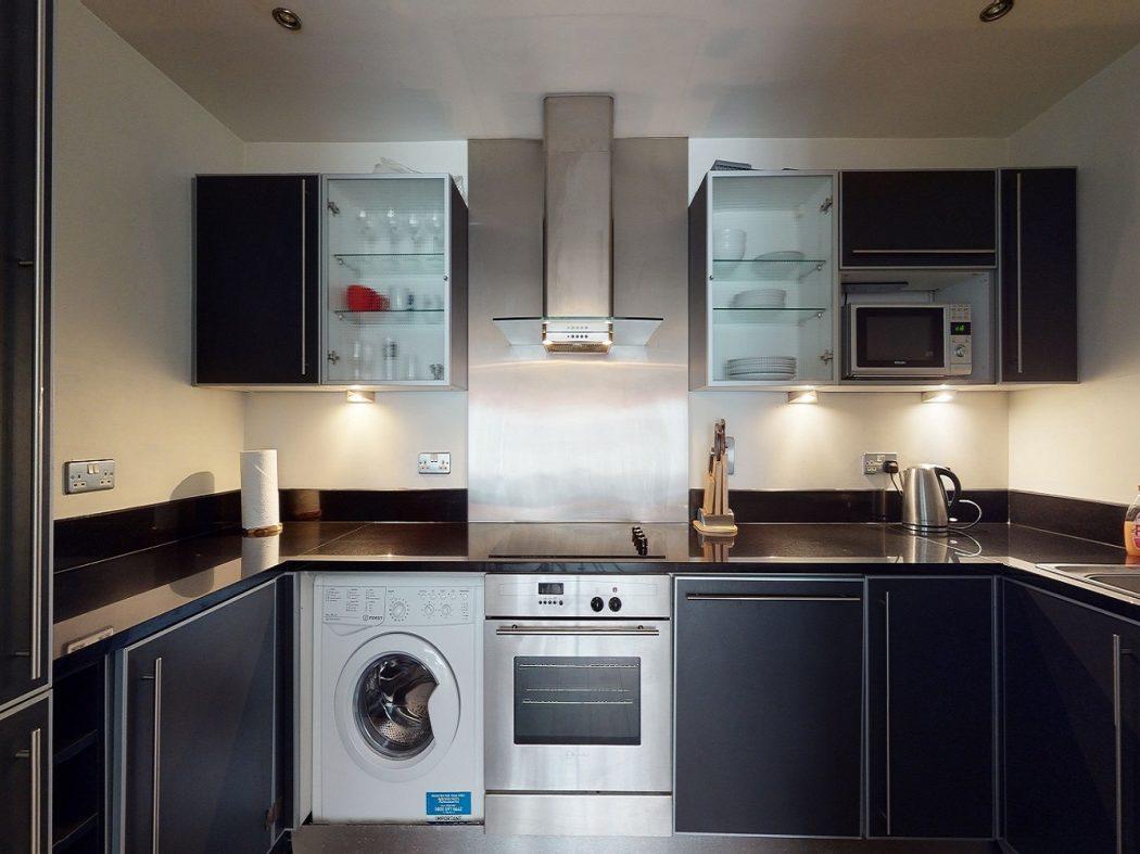 2 Gallery Quay - Kitchen