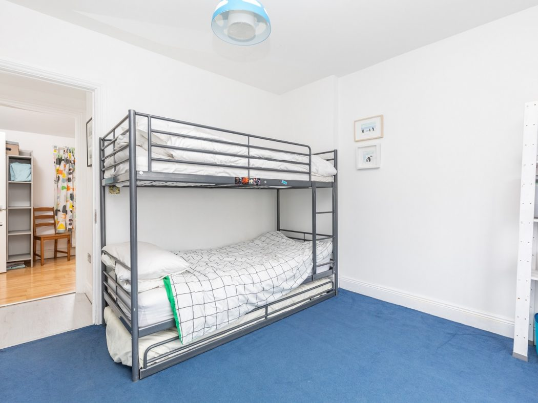 2 Gilbert Road - Bunk bed bedroom