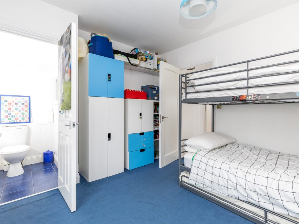 2 Gilbert Road - Bunk bed w.ensuite
