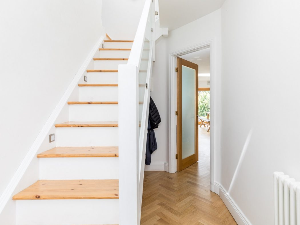 2 Gilbert Road - Stairs