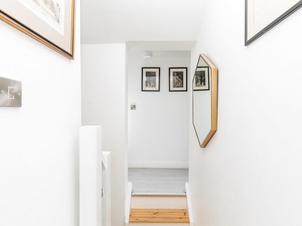 2 Gilbert Road - Stairwell