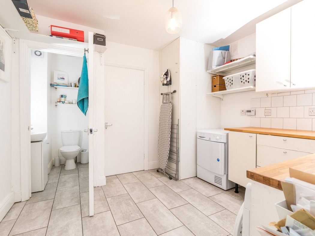 2 Gilbert Road - Utility room