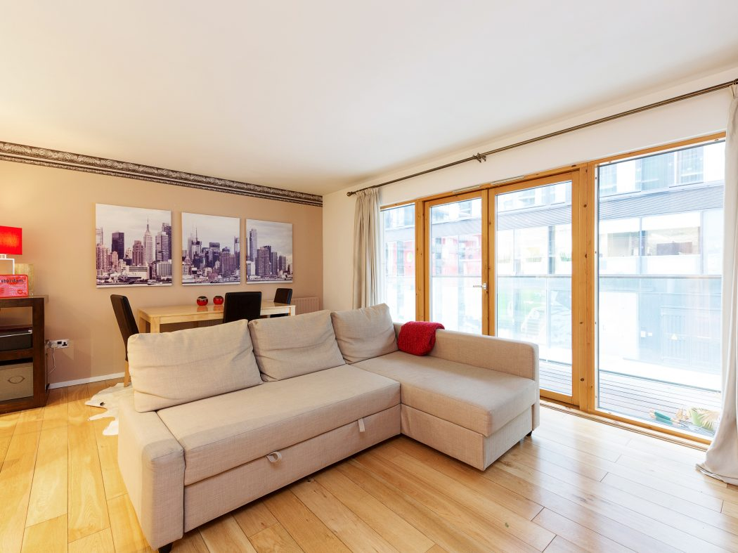 62 Forbes - Living Room2