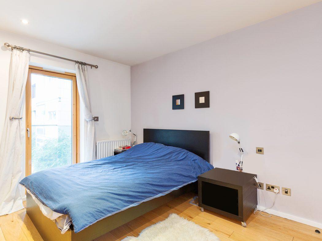 62 Forbes - Master Bedroom