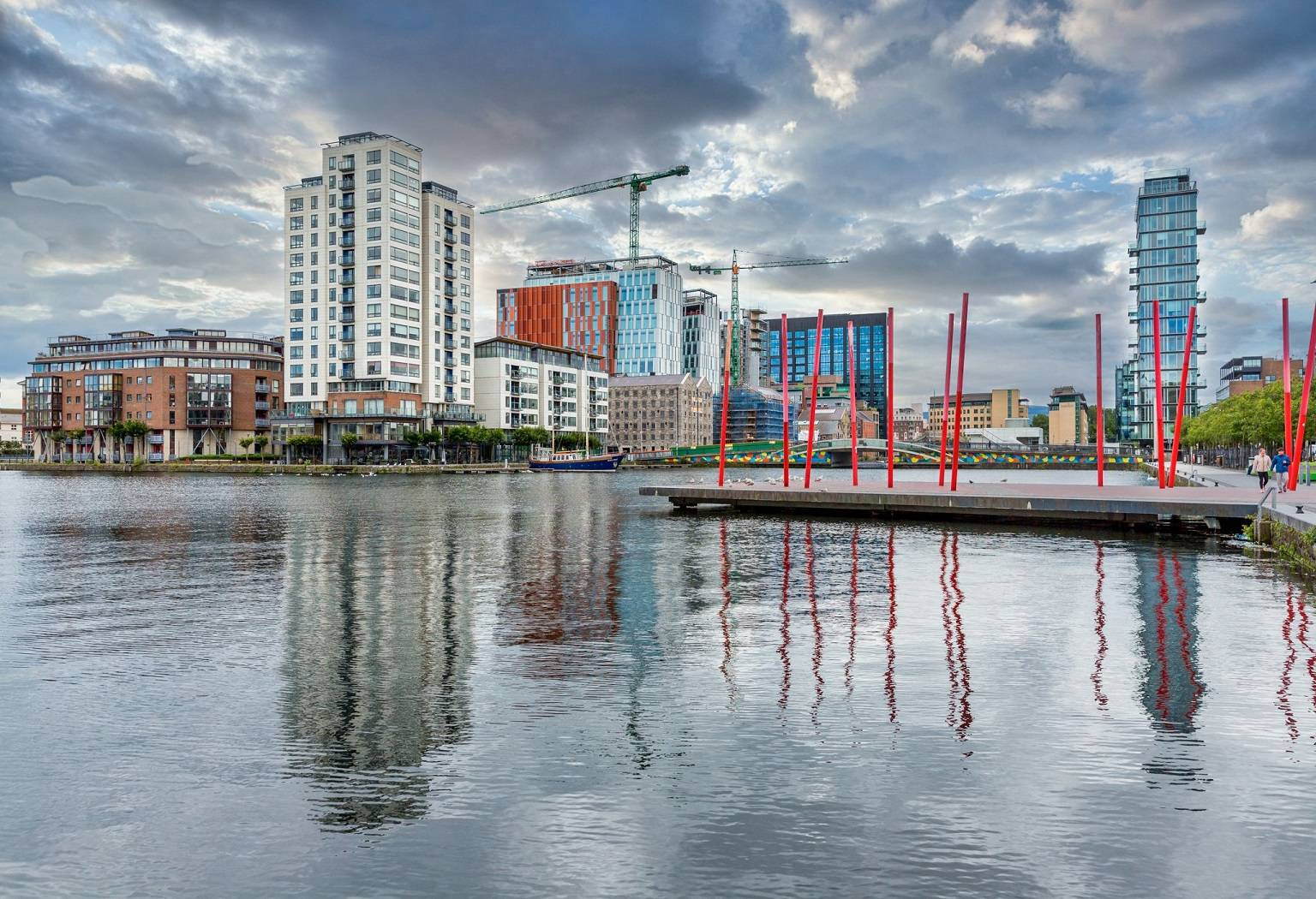 38 Millennium Tower, Grand Canal Dock, Dublin 4