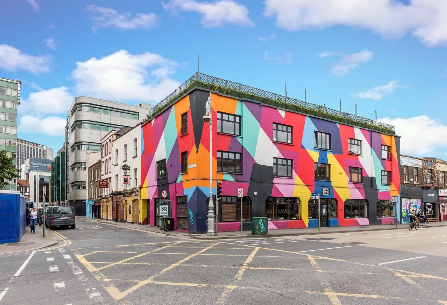 44 Corn Exchange, Poolbeg Street, Dublin 2.